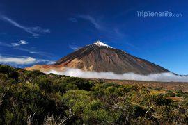 Teide, un super volcan
