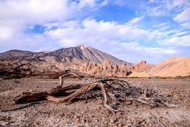 El desierto de Ucanca