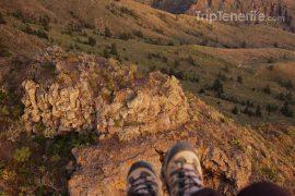 parapente montaña