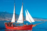 El barco Peter Pan a Tenerife