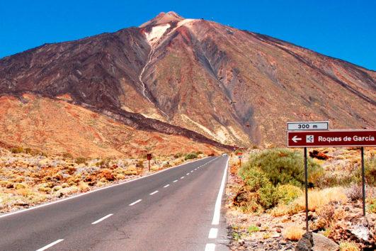 excursion al Teide