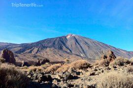 El Teide desde Ucanca