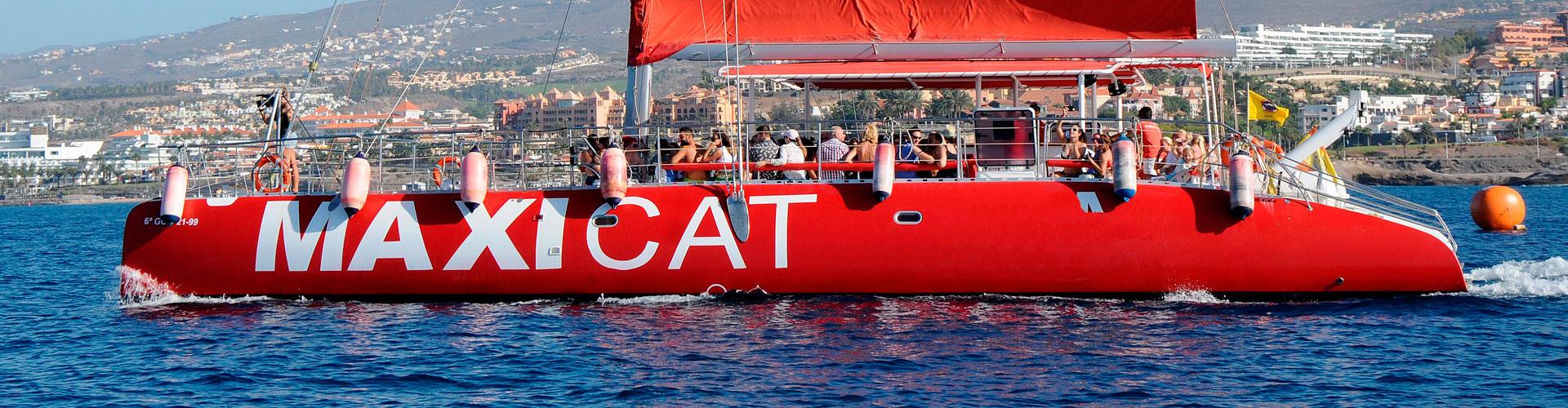 Catamaran Maxicat