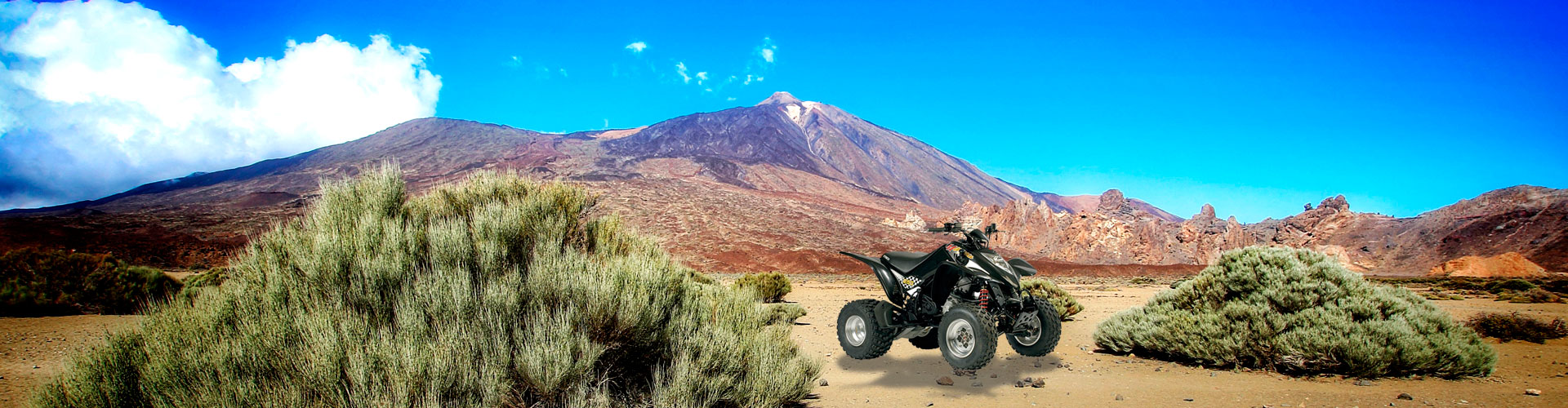 Quad Safari Tenerife