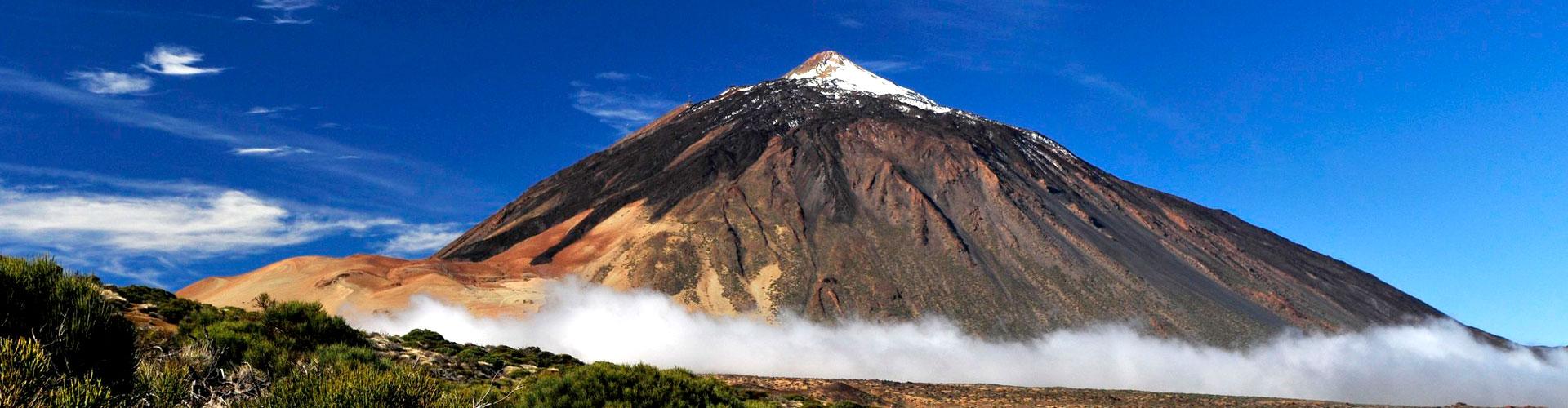 Visita Guiada: Teide, Masca, Garachico e Icod